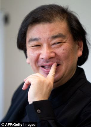 Japanese architect Shigeru Ban designed the new cathedral in earthquake-devastated Christchurch
