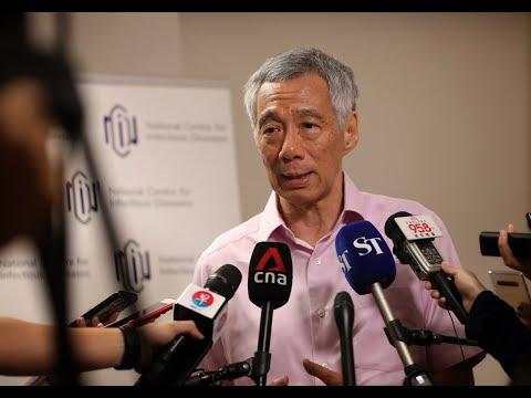 .新加坡還真防住了,佛系新加坡抗疫成功⋯⋯