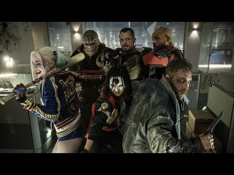Suicide Squad, Sadako vs Kayako & Don't Breathe Movie Reviews