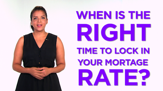 Money Minute: Should you lock in your mortgage rate?