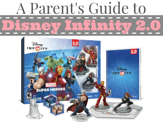 A parent's guide to Disney Infinity 2.0 - #LatinaGeeks™