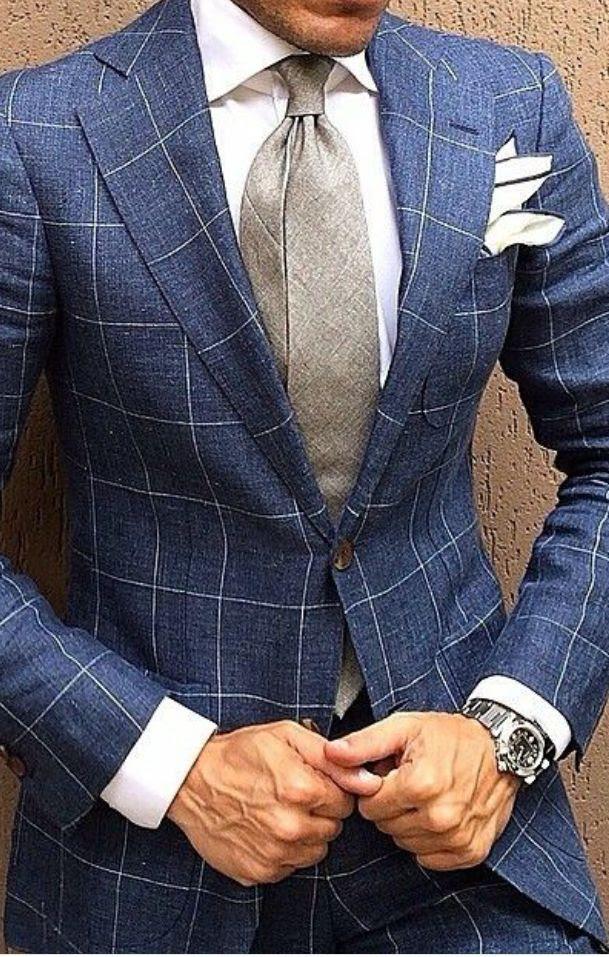 Latest Men Wedding Suits & Dresses Collection 2015-2016 (20)