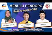 """Talk Show MENUJU PENDOPO """"Memilih Pemimpin Baru Kabupaten Tuban"""""""