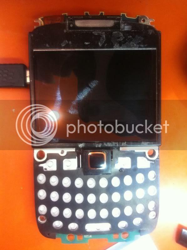 Blackberry 8520 No Power