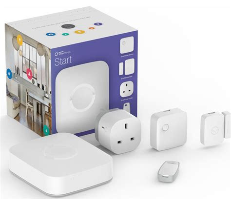 buy samsung smartthings starter kit  delivery currys