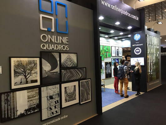 ONLINE QUADROS NA HIGH DESIGN EXPO 2017