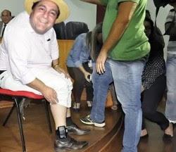 Ex-deputado Dadá Costa é condenado a 4 anos e 2 meses de prisão com uso de tornozeleira eletrônica