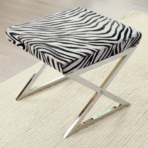 The Crosby Stool is a bold and chic choice for any urban dwelling | WS Home