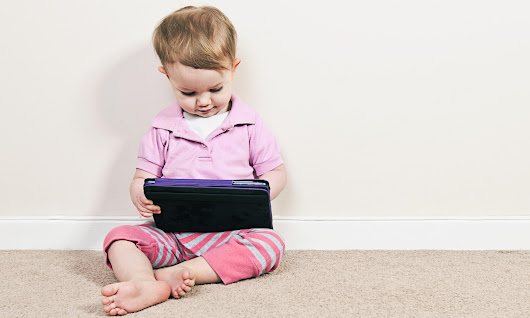 No, research does not say that 'iPads and smartphones may damage toddlers' brains' | Pete Etchells