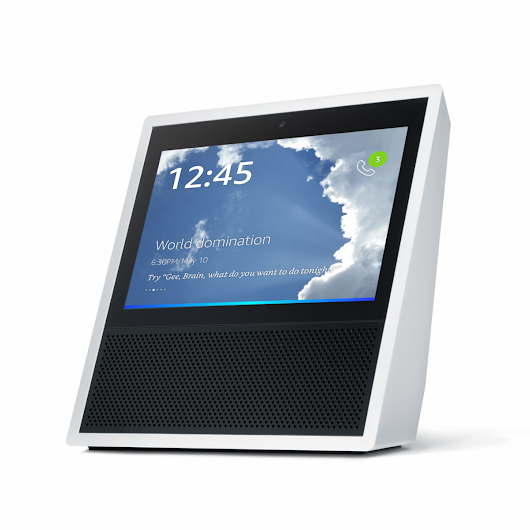 Why Silicon Valley is all wrong about Amazon's Echo Show