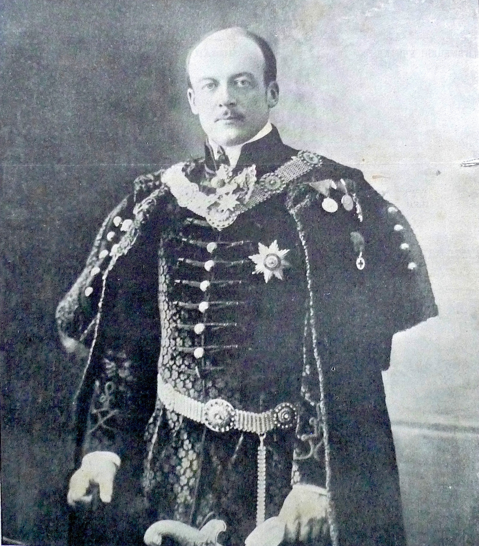 Count Leopold Berchtold