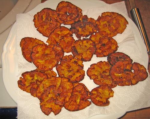 Patacones: frittelle di Platano by fugzu
