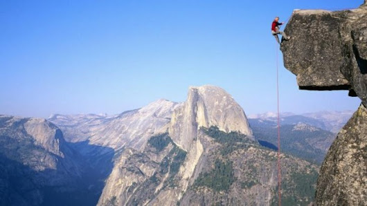 8 ways to keep your climbing ropes safe. -