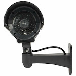 Bullet IR Dummy CCD Camera - Black