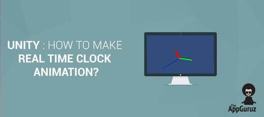 How to make a #Real Time #Clock #Animation?