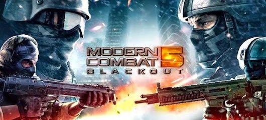 Modern Combat 5 Hack Cheats For Android iOS - 2016