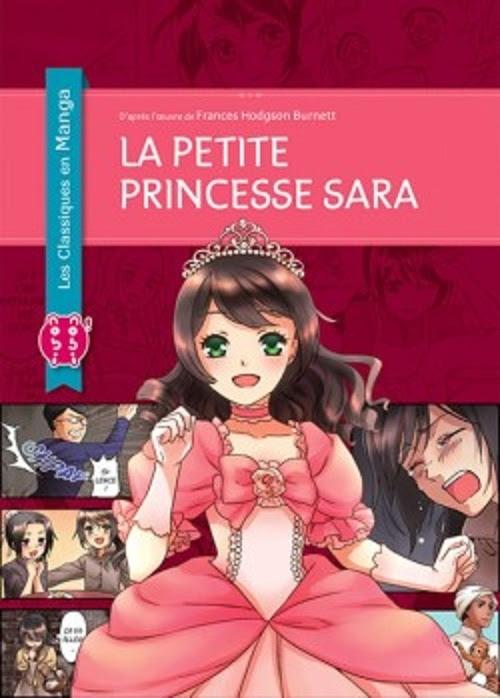 Couverture La Petite Princesse Sara