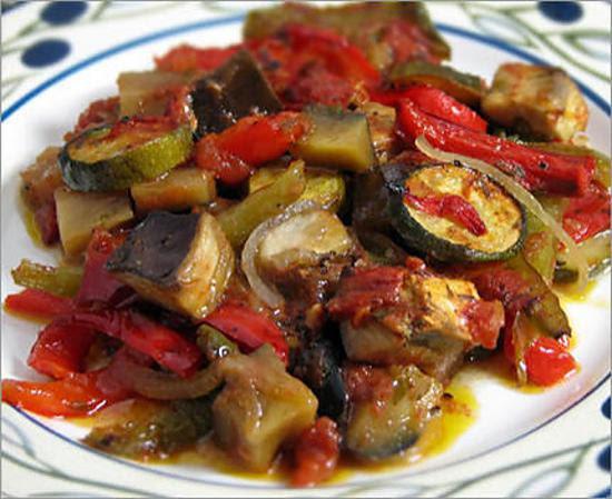 Αποτέλεσμα εικόνας για la ratatouille recette