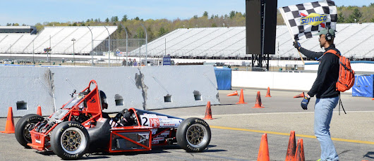 Dartmouth's 12th Annual Formula Hybrid Competition: Experiential Learning on Wheels | Thayer School of Engineering at Dartmouth