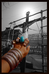 Jesus Bids Me Goodbye by firoze shakir photographerno1