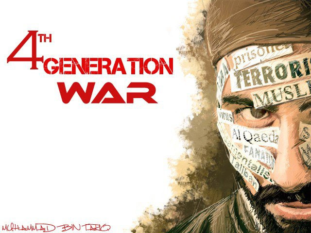 Οι τέσσερις γενιές των πολέμων
