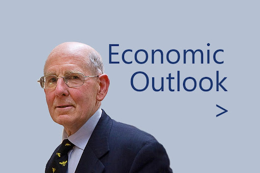 Updated Economic Outlook from Gary Shilling