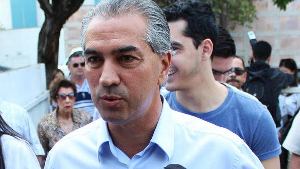 Reinaldo Azambuja (PSDB) é eleito governador do Mato Grosso do Sul