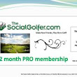 Christmas Gift for Golfers, Golf Club membership...