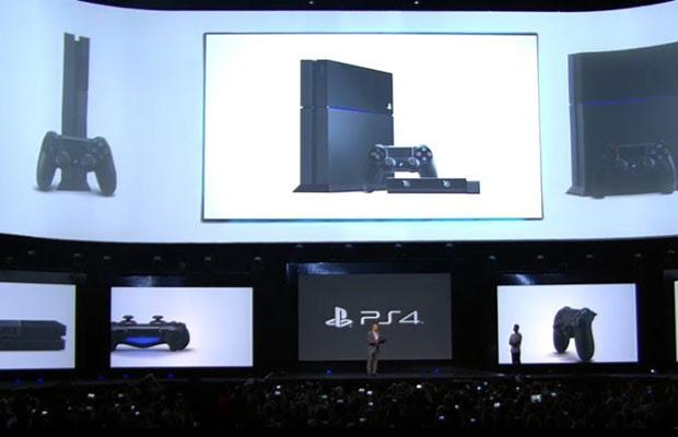 Sony apresenta o novo PlayStation 4 nesta segunda-feira durante a E3. (Foto: Reprodução)