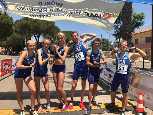 International Mountain Running Youth Cup - Team USA Posts solid finish — ATRA