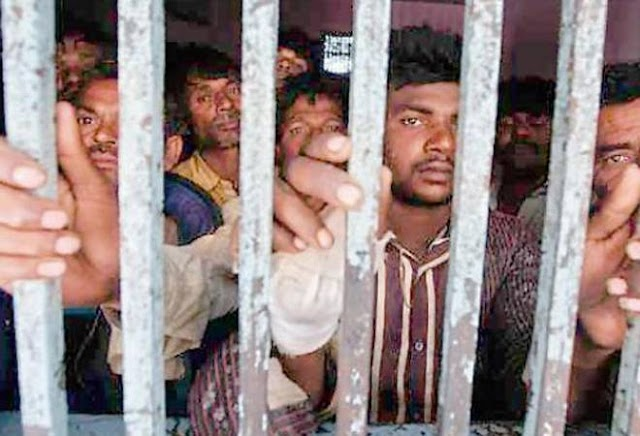 PRISON OCCUPANCY RATE IN INDIA