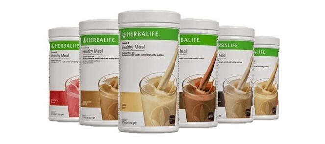 Herbalife Shake Flavor List