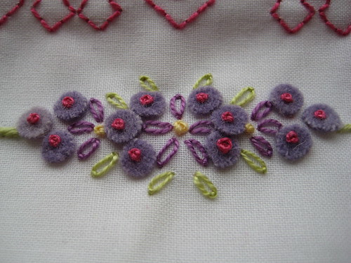 wooly flowers
