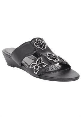 Plus Size Jasmine demi wedge sandal
