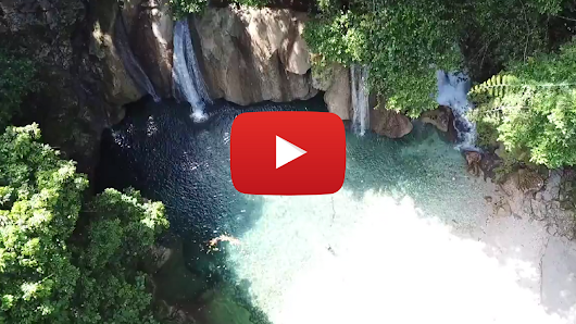 WATCH: Amazing Aerial Footage of Reach Falls and Rabbit Hole - Jamaican Videos