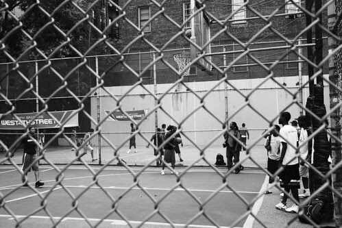 Public Courts, West 4th Street