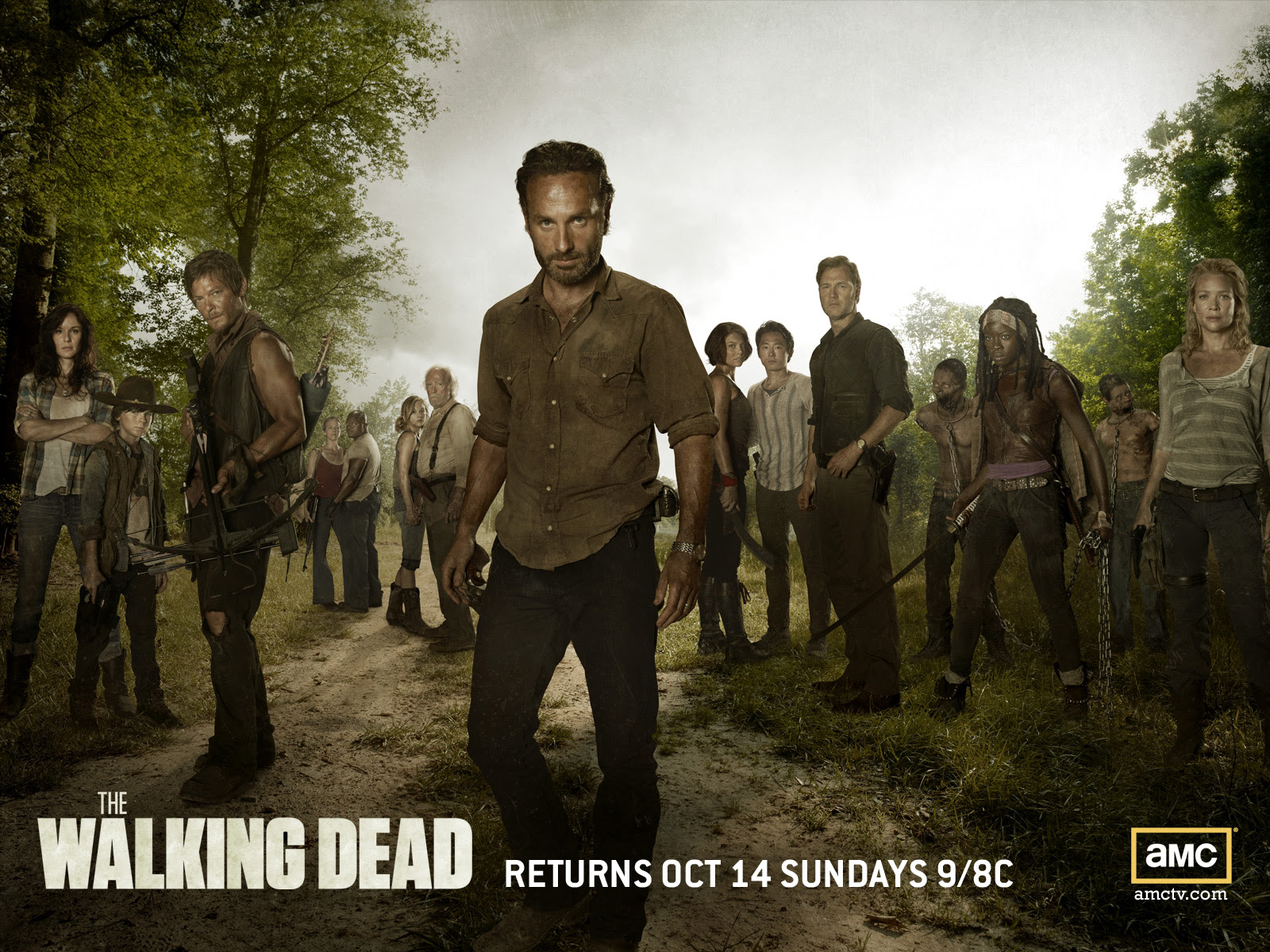 The Walking Dead The Walking Dead Wallpaper 32297727