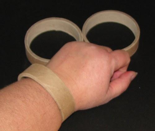 chipboard bracelet 002