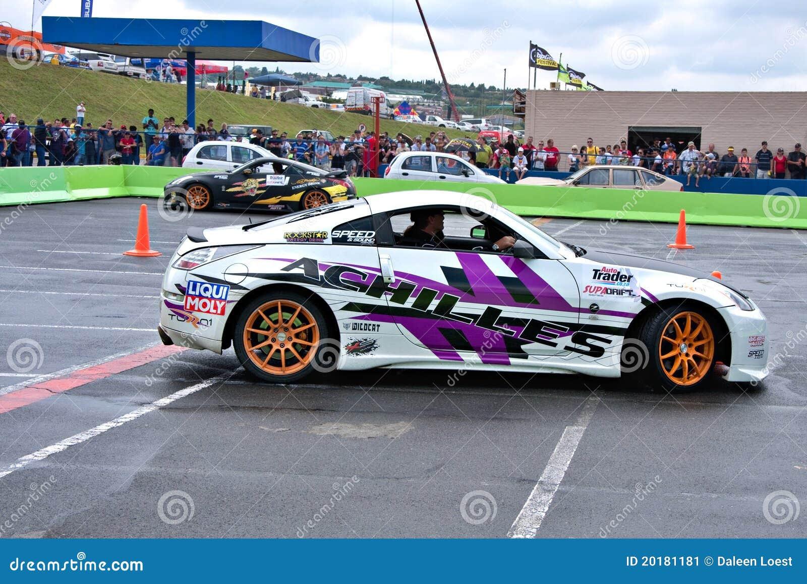 Drifting Car Sport E