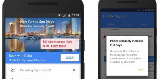 This New Google Flights Trick Makes Sure You Score A Cheap Ticket