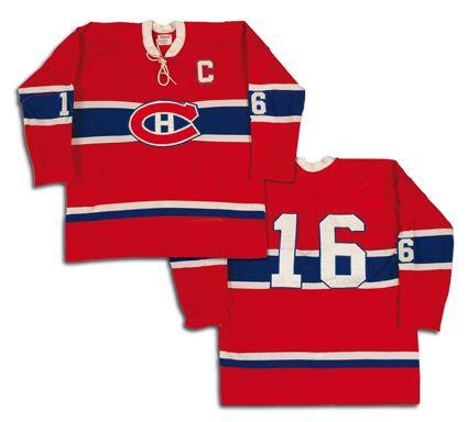 Montreal Canadiens 72-73 jersey, Montreal Canadiens 72-73 jersey