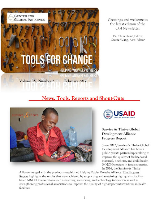 2017 February Tools for Change CGI Newsletter