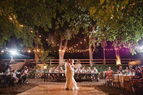 Rustic wedding legends ranch las vegas wedding bistro
