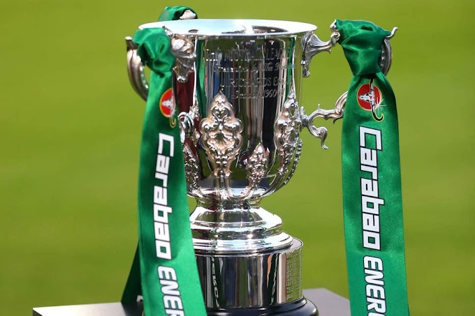 Walsall's Carabao Cup Round One Draw Number Has Been Confirmed