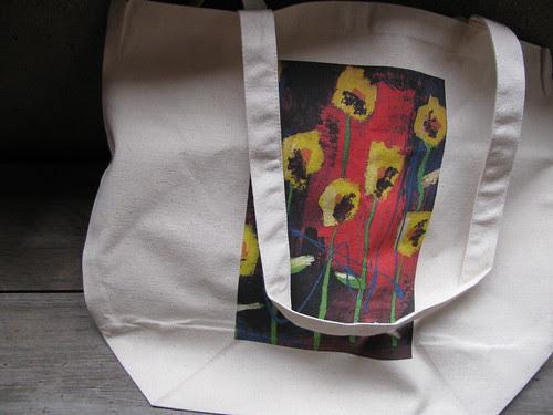 Hope Blooms Bag