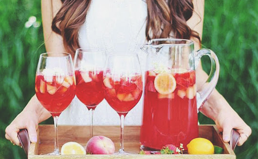 The Ultimate Toronto Sangria Crawl - Society19 Canada