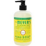 Mrs. Meyer's Clean Day Liquid Hand Soap Honeysuckle 12.5 fl oz