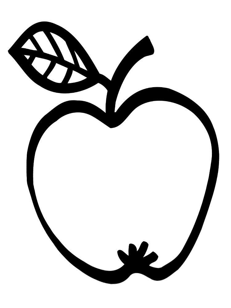 Gratuitos Dibujos Para Colorear Verduras Y Frutas Descargar E