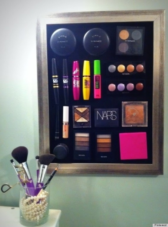Makeup Bag Organization: 6 Ways To De-Stress Your Cosmetics Case (