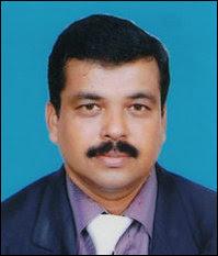 Kuchchave'li Divisional Secretary P. Thaneswaran